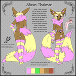 Akron Thalmor {BREEDABLE} (points + cash) by TechSupportGirls