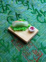 Viet Wrap With Sauce by WISH4000