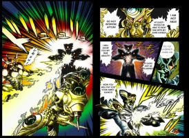 Guyver Book16  Colour by unknownguyver81