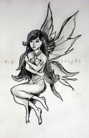 Amans' fairy by opioid