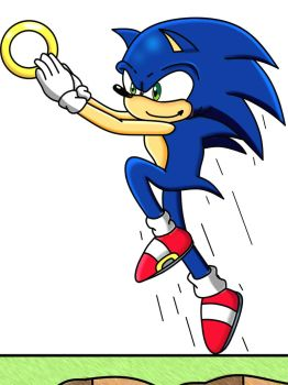 Sonic! by jharris5398