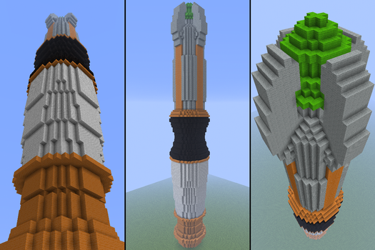 Sonic Screwdriver in Minecraft by Ictoan12