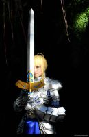 Saber [Gift Version] by jiocosplay