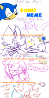 Sonic Meme by Hathor-the-Queen