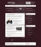 media solutions by: blind91 by WebMagic
