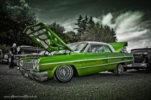 greenLowrider by AmericanMuscle
