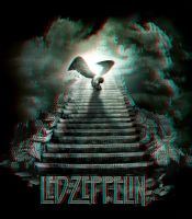 Stairway to Heaven... in 3D by homerjk85