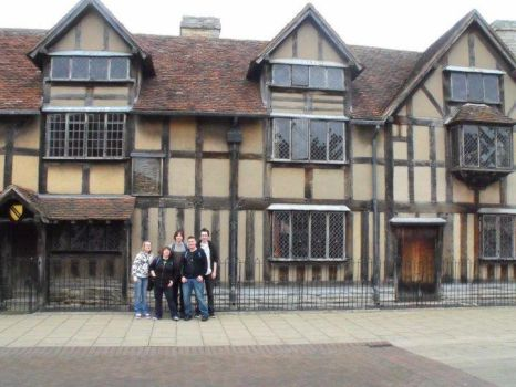 Presidents Group Visits Shakespeare by ionshu