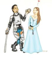 Courtly Love by Meerkatie