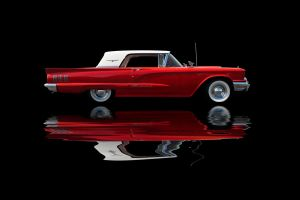 1960 T-bird wallpaper by theCrow65