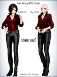 Ada Wong Outfit-Base DL by swiftcat-mooshi