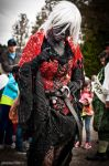 Drow at Ren Fair by pepelpew