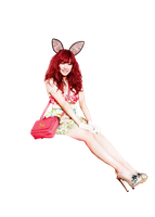 Tiffany  Render by bibi97nd