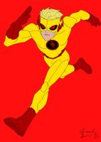 DCNow - Professor Zoom by Riddick99