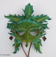 Green  man by TasteOfCrimson
