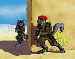 Cats for DA by wingsofwrath