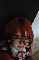 Grell: Green Eyes by Betwixt779