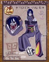 Pokimono: Ito Jigoku by Flaming-Scorpion