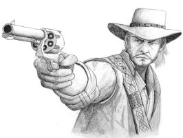 Read dead redemption by Seigner