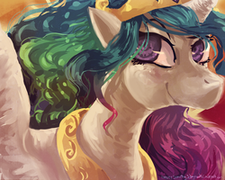 Princess of day by ForeverSoaring