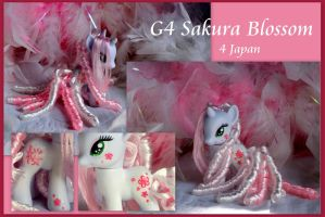 'G4 Sakura 4 Japan' Custom MLP by wylf