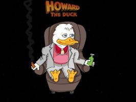 Howard the Duck - 1986 movie by Salvini