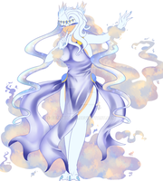 Adoptable: Female Cloud Dragon CLOSED. not sold by Gemzybabee