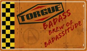 Borderlands 2 Beer Labels Torgue by filly4585