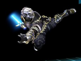 Ganondorf Wants To Be a Jedi by TheTweedleTwins