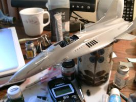 Revell 1\48 MiG 29A Progress 2.5.1 by Visual-Smut