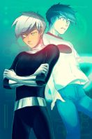Danny Phantom by dahae1014