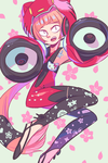 that cat vocaloid by rainberry