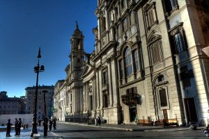 Piazza Navona by R-T-M