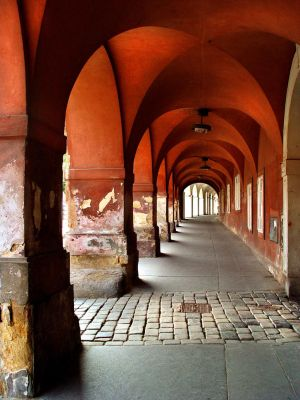 Hradcany arches by CultureQuest