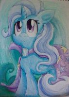 Trixie In My Version by mordecairigbylover