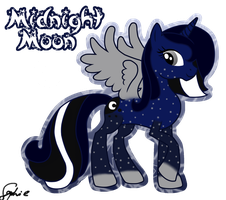 Midnight Moon Trade by xMandakax