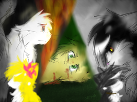 Just what Happened? by Spottedfire-cat