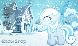 Snowdrop - Wallpaper by Nattsu-San