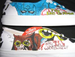 watchmen sneakers for Mike2 by brolicdesigns