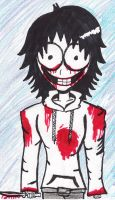 Jeff The Killer by JeffTheFuckingKiller
