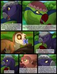 ReHistoric: Book 1: Page 21 by albinoraven666fanart