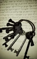 Jailer's Keys by PhotoPhonatic
