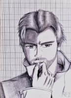 Mr. Good looking by Visualiart