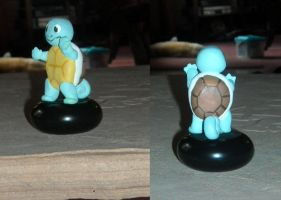 Squirtle by Dreary-Blood