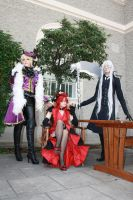 Black Butler: Taking a Breath by Frostpfote