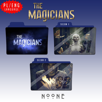 The Magicians ICONS by n8ne