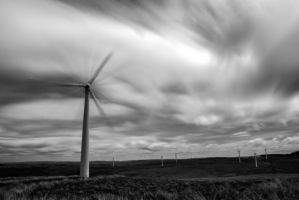 Wind Farm by adamstephensonscfc