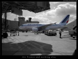 Air France and nothing else. by parchatek
