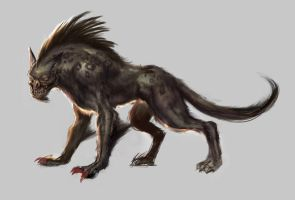 creature by Etopato