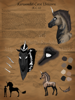 The Karwendel Cave Unicorn by FlameCurry
